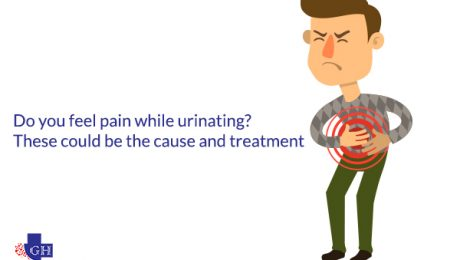 Do you feel pain while urinating