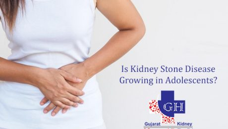 Is Kidney Stone Disease Growing in Adolescents-Gujarat Kidney Superspeciality Hospital