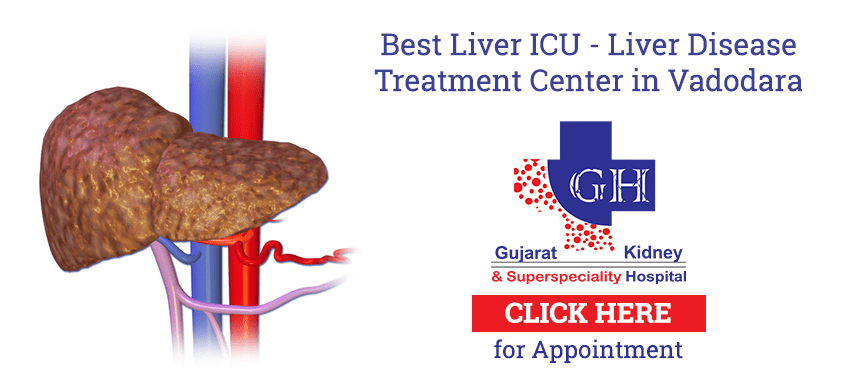 Liver ICU-Liver Disease Treatment Center-Gujarat Kidnai and Superspeciality Hospitals